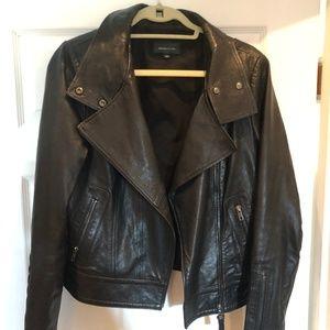 Mackage for Aritzia Kenya Leather Jacket